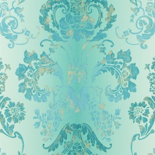 Designers Guild The Edit Patterned Wallpaper Volume I Kashgar Wallpaper P619/10