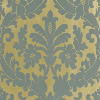 The Royal Collection Arundale Trefoil Wallpaper PQ001/02