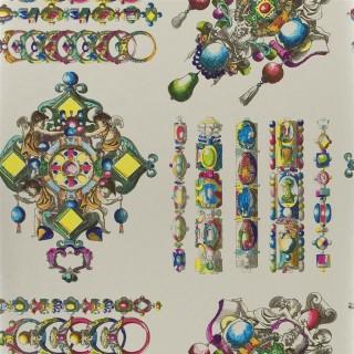 Christian Lacroix Belles Rives La Main au Collet Wallpaper PCL020/08