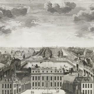 The Royal Collection Buckingham Buckingham House Wallpaper PRC671/01