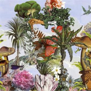 Christian Lacroix Jardin Des Reves Panoramic Panel Wallpaper PCL7022/01