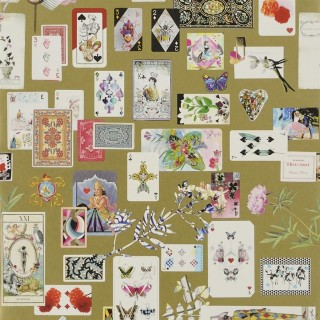 Christian Lacroix Incroyables Et Merveilleuses Maison de Jeu Wallpaper PCL697/06