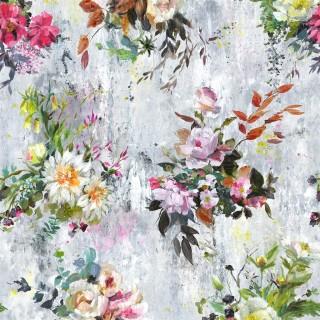 Designers Guild Wallpaper Panel Jardin Des Plantes Aubriet Collection PDG717/01