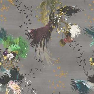 Oiseau Fleur Panel Wallpaper PCL7031/02 by Christian Lacroix