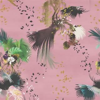 Oiseau Fleur Panel Wallpaper PCL7031/01 by Christian Lacroix