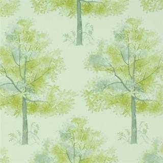 The Royal Collection Rosa Chinensis Arboretum Wallpaper PQ008/05