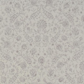Flora Wallpaper PQ009/01 by The Royal Collection