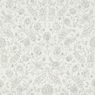 Flora Wallpaper PQ009/02 by The Royal Collection