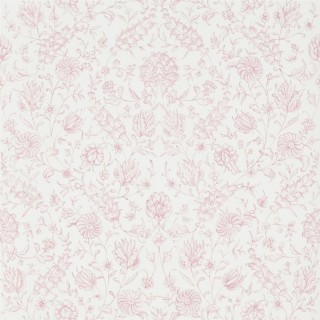 Flora Wallpaper PQ009/03 by The Royal Collection