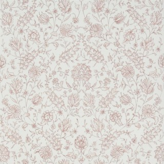 Flora Wallpaper PQ009/04 by The Royal Collection