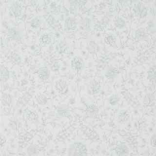 Flora Wallpaper PQ009/06 by The Royal Collection