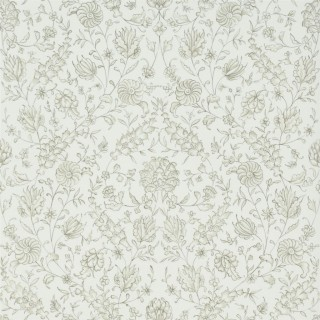 Flora Wallpaper PQ009/12 by The Royal Collection