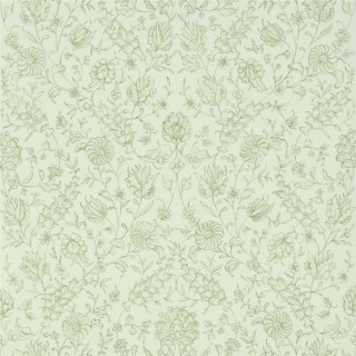 Flora Wallpaper PQ009/15 by The Royal Collection