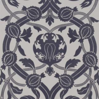 The Royal Collection Rosa Chinensis Isabella Wallpaper PQ007/02
