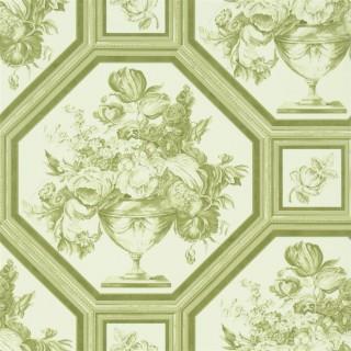 The Royal Collection Rosa Chinensis Wyatt Wallpaper PQ010/07