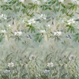 Kiyosumi Panel Wallpaper PDG1113/01 by Designers Guild