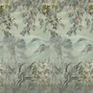 Miyako Panel Wallpaper PDG1111/01 by Designers Guild