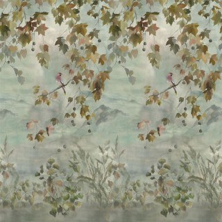Miyako Panel Wallpaper PDG1112/01 by Designers Guild