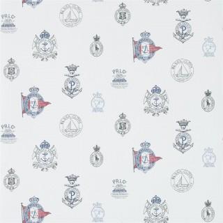Ralph Lauren Signature Papers Rowthorne Crest Wallpaper PRL032/01
