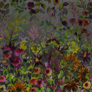 Designers Guild Indian Sunflower Panel Wallpaper PDG1068/01