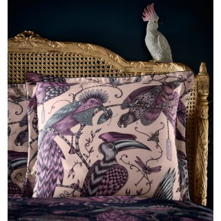 Audubon Oxford Square Pillowcase M2062/01 by Emma J Shipley