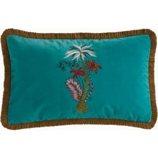 Jungle Palms Cushion M2050/02 by Emma J Shipley ( Rectangle )