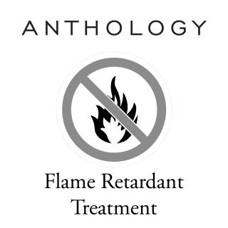 Anthology Flame Retardant Treatment for fabric