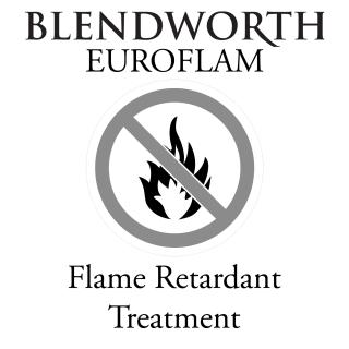 Blendworth Flame Retardant Euroflam Treatment for fabric