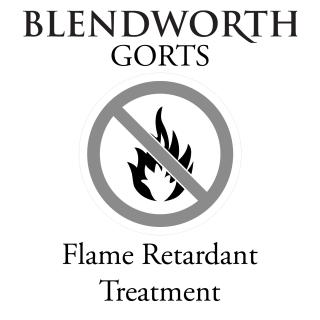 Blendworth Flame Retardant Gorts Treatment for fabric