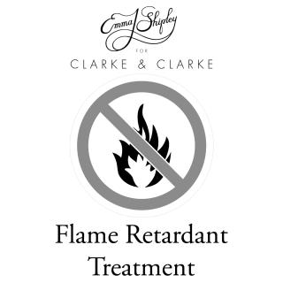 Emma J Shipley Flame Retardant Treatment for fabric