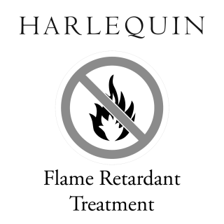 Harlequin Flame Retardant Treatment for fabric