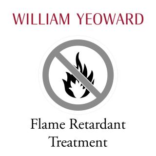 William Yeoward Flame Retardant Treatment for fabric