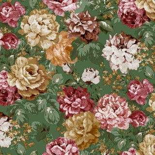 Italian Floral Wallpaper 42535 by Galerie