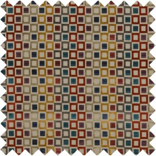 Baker Lifestyle Square Dance Fabric PF50425.1