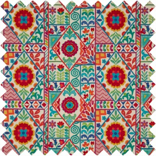 Kahlo Fabric PF50461.1 by Baker Lifestyle
