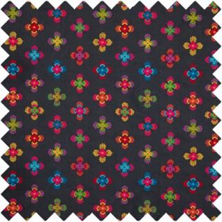 Midnight Garden Fabric PF50473.1 by Baker Lifestyle