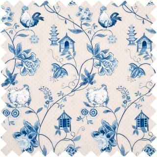 Baker Lifestyle Opera Garden Bantam Toile Fabric Collection PP50341.2