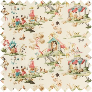 Luang Print Fabric 8019134.337 by Brunschwig & Fils