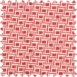 Mira Print Fabric 8019135.19 by Brunschwig & Fils