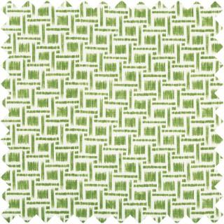 Mira Print Fabric 8019135.3 by Brunschwig & Fils