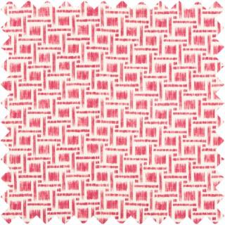 Mira Print Fabric 8019135.7 by Brunschwig & Fils