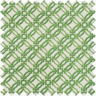 Salvy Print Fabric 8019136.33 by Brunschwig & Fils