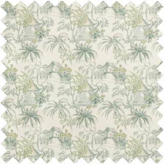 Tongli Print Fabric 8019138.133 by Brunschwig & Fils