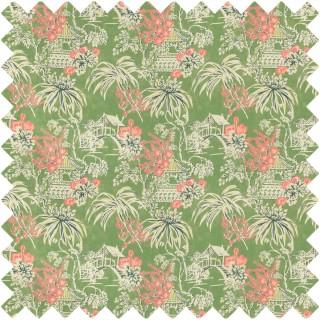 Tongli Print Fabric 8019138.33 by Brunschwig & Fils