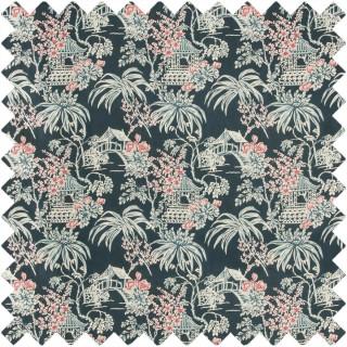 Tongli Print Fabric 8019138.557 by Brunschwig & Fils