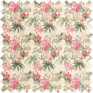 Tongli Print Fabric 8019138.713 by Brunschwig & Fils