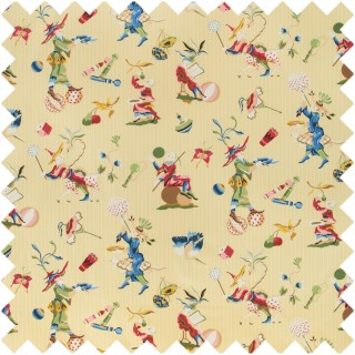Cirque Chinois Print Fabric 8019141.143 by Brunschwig & Fils