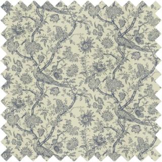 Cevennes Print Fabric 8018122.5 by Brunschwig & Fils