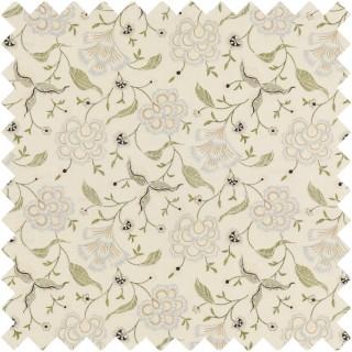 Lamorna Embroidery Fabric BF10798.1 by GP & J Baker