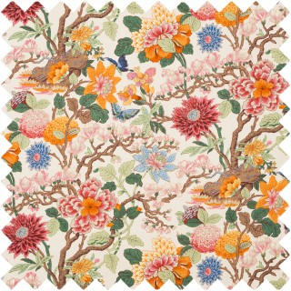 GP & J Baker Originals Magnolia Fabric Collection R1351.4